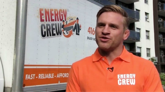 Energy Crew Moving video